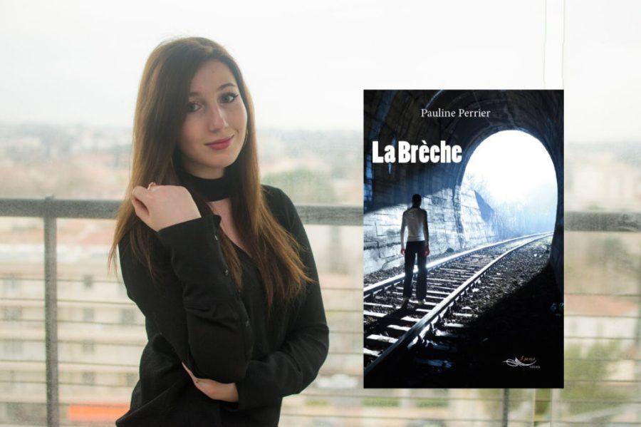 Pauline Perrier La Brèche, Laurette&co, interview Pauline Perrier