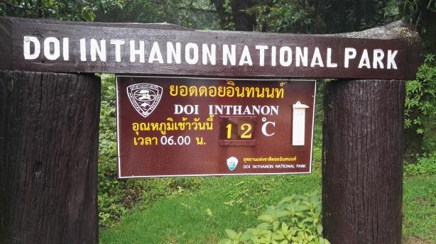 excursion Doi Inthanon